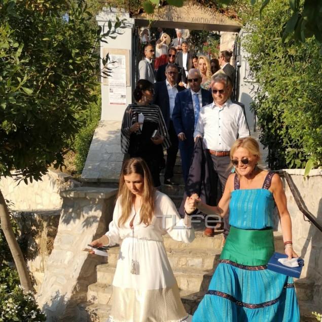 Ο γάμος του καλοκαιριού για Μπαλατσινού και Κικίλια - Ποιοι οι καλεσμένοι (ΦΩΤΟ)